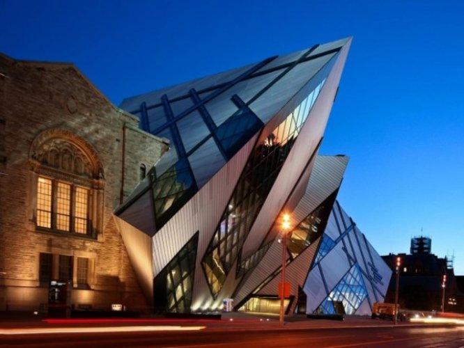 متحف اونتاريو الملكي هو أكبر متحف في كندا