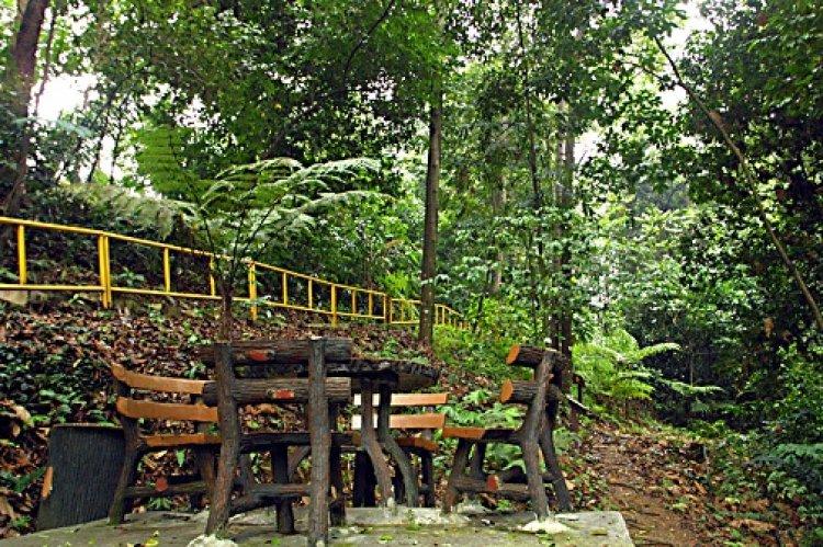 محمية بوكيت ناناس
