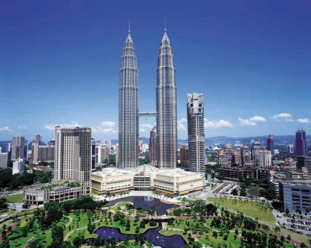 Menara Berkembar Petronas Kuala Lumpur