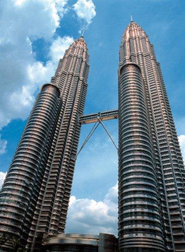 Menara Berkembar Petronas Kuala Lumpur - Malaysia