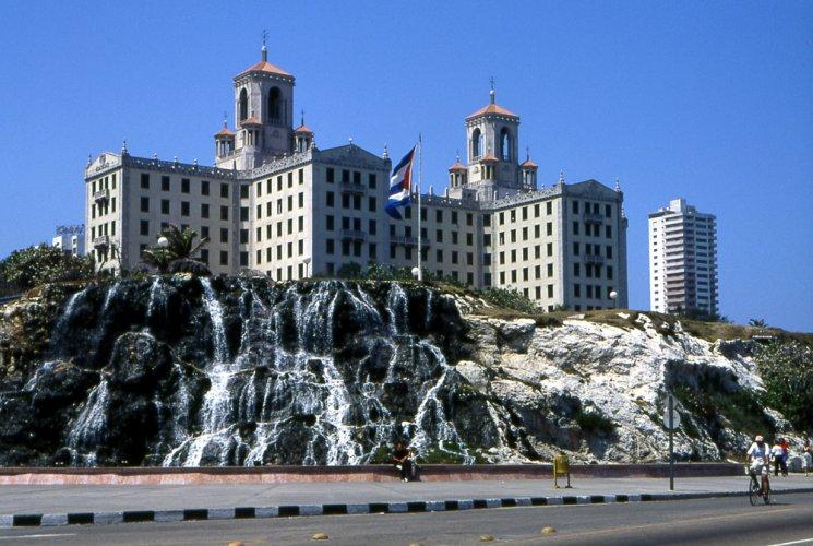 فندق ناسيونال دي كوبا في هافانا - كوبا