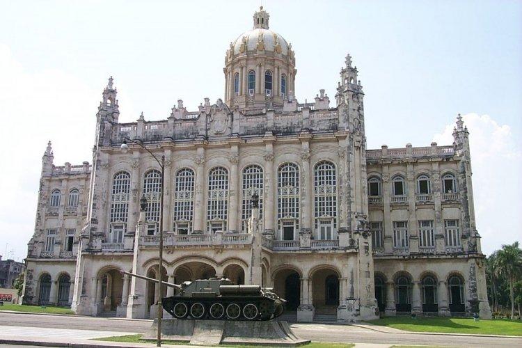 متحف الثورة  في هافانا - كوبا