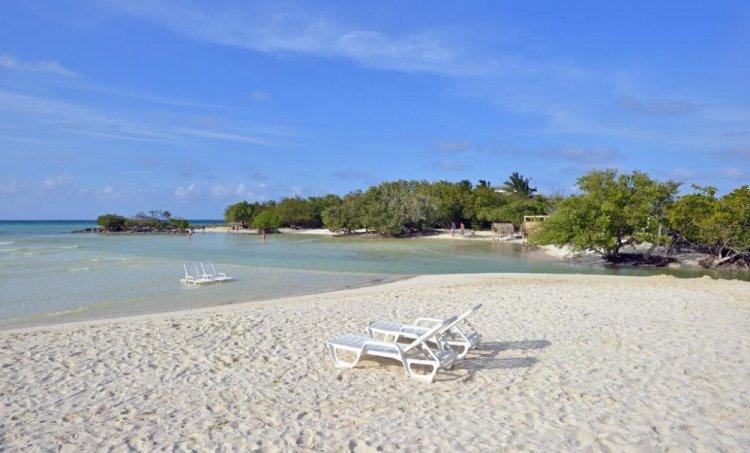 جزيرة كايو كوكو وجهة مثالية للاستجمام والهدوء