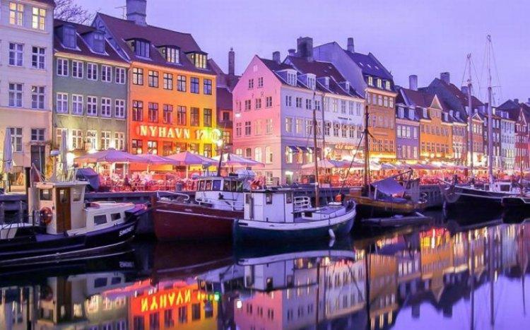 السفر الى كوبنهاجن