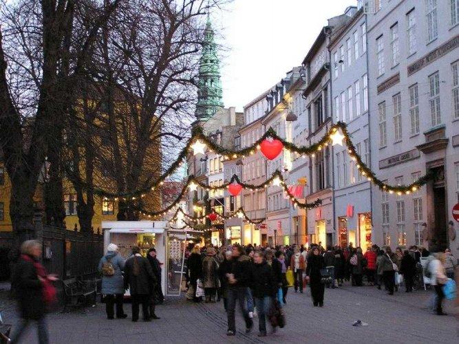 شارع ستروجيتفي كوبنهاجن - الدنمارك
