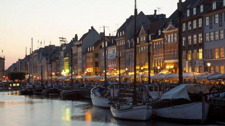 حي نيهافن في الدنمارك