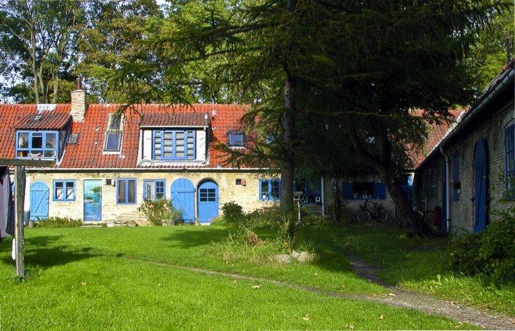 كريستيانيا البلدة الحرة في كوبنهاجن