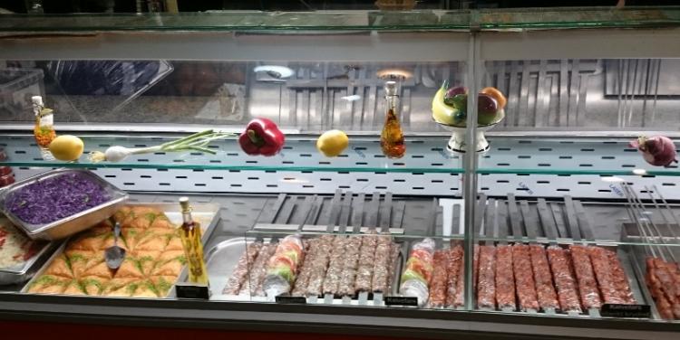 مطعم Alanya Kebab في كوبنهاجن