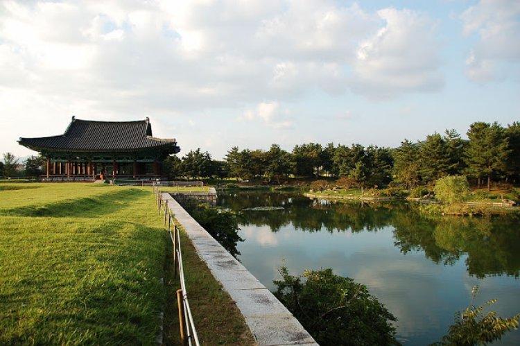 قصر دونجونغ في مدينة جيونجو