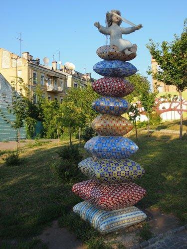 The Landscape Alley Park - Kiev - Ukraine