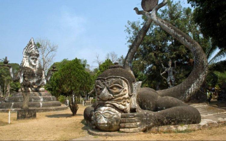 متحف Xieng-Khuan