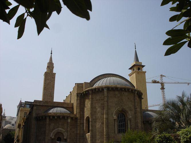 الجامع العمري في بيروت