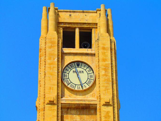 برج ساعة الحميدية