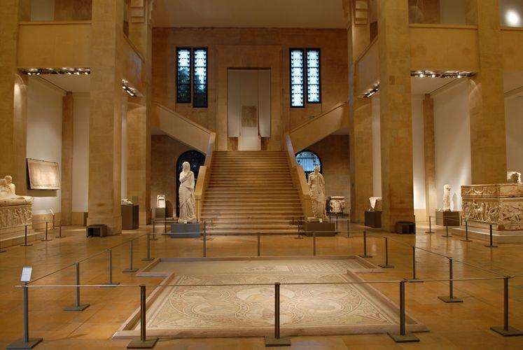 جولة في متحف بيروت الوطني Beirut-National-museum-1