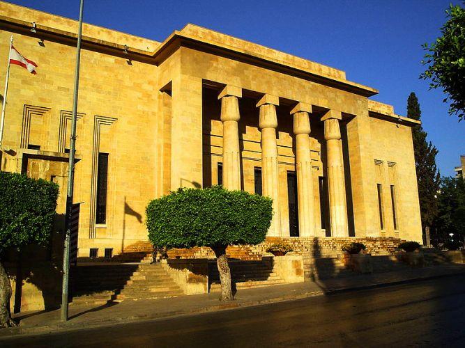 جولة في متحف بيروت الوطني Beirut-national-Museum