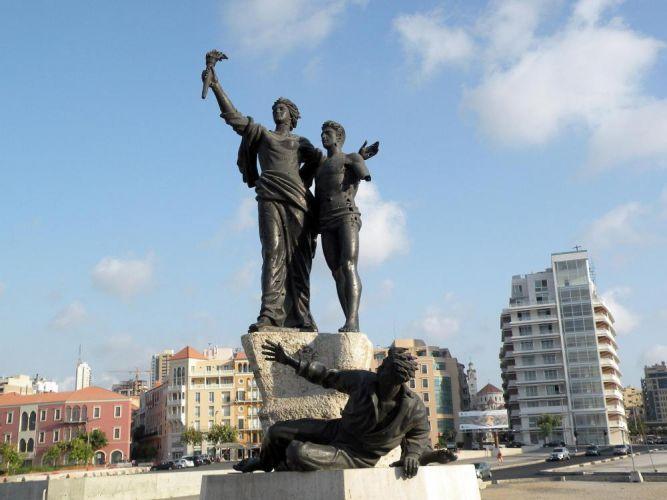 ساحة الشهداء - لبنان