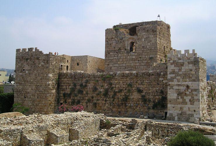 قلعة جبيل لبنان