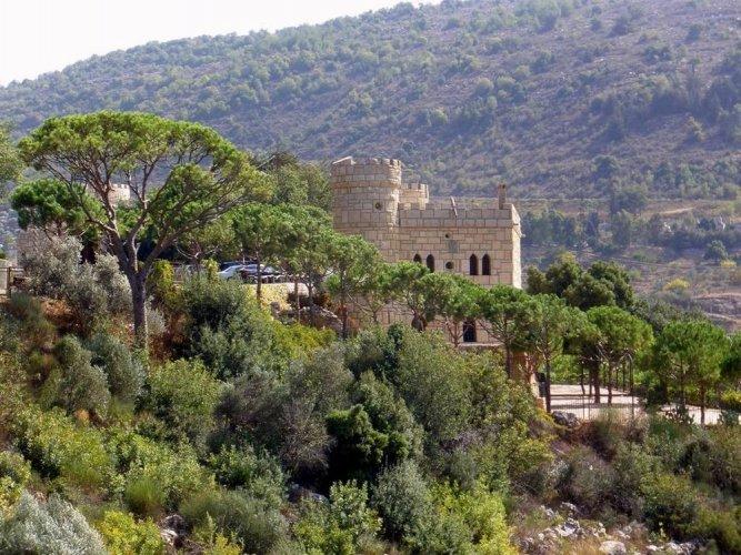 قصر موسىفي لبنان