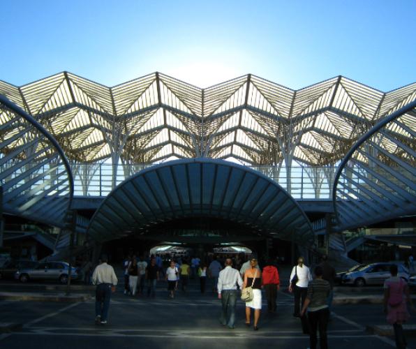 حديقة الأمم في لشبونة