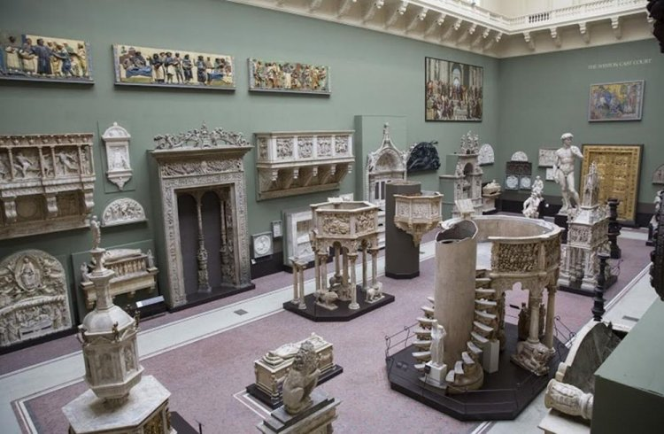 متحف فكتوريا والبرت