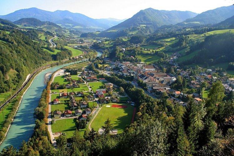 مدينة ويرفين في النمسا