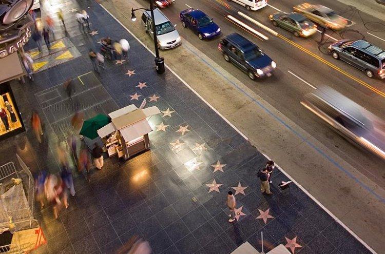 ممر الشهرة في لوس أنجلوس