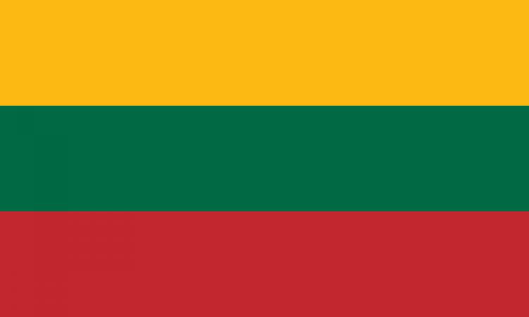علم ليتوانيا