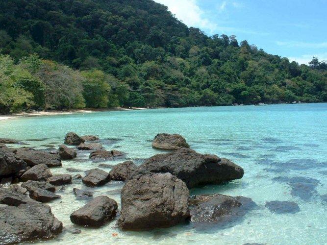 الشواطئ الصرية في تينجول
