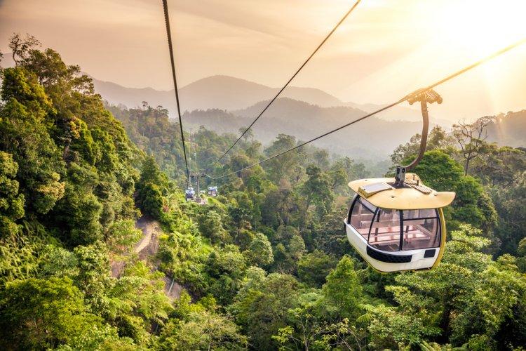 مرتفعات جنتنج في ماليزيا