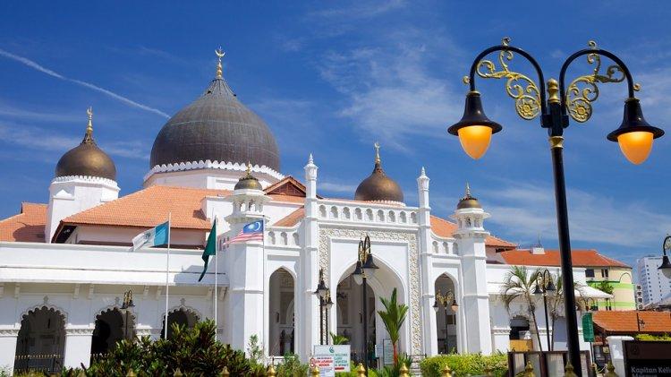 مسجد كابيتان كيلينغ