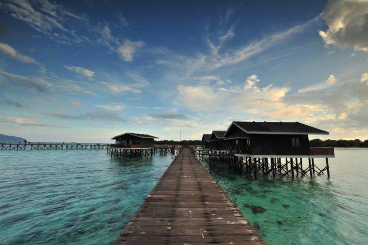 سحر الطبيعة في جزيرة بولا بوم بوم