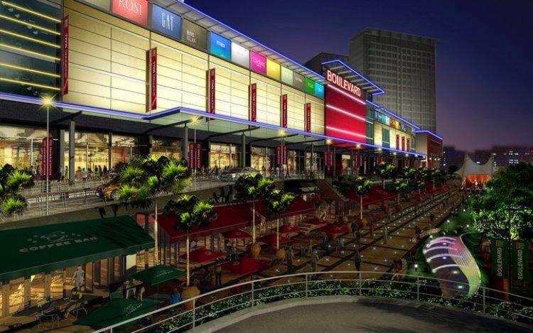 مجمع بوليفارد للتسوق في كوتشينج