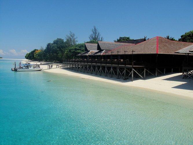 جزيرة بولا بوم بوم اجمل جزر ماليزيا
