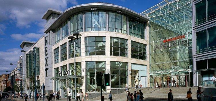 مركز ارنديل التجاري في مانشستر