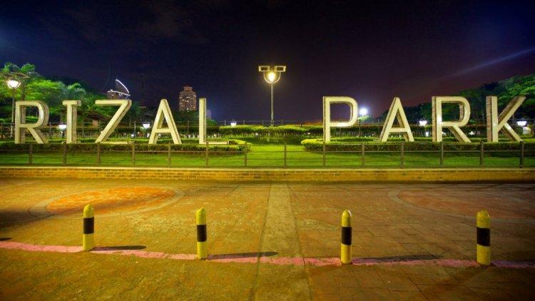 حديقة ريزال في مانيلا - الفلبين