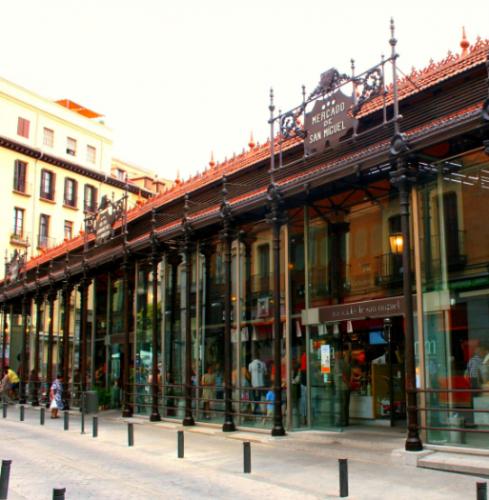 سوق سان ميجيل