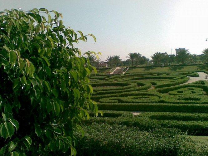 حدائق الصحوة في مسقط
