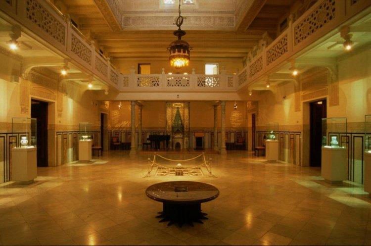 متحف الخزف الإسلامي