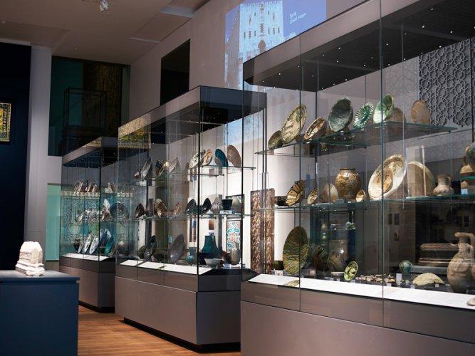 معروضات المتحف