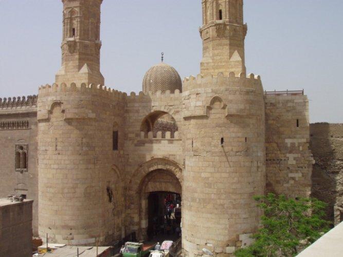 مسجد المؤيد شيخ تحفة معمارية ليس لها مثيل