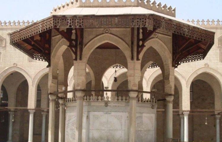 مسجد المؤيد شيخ أجمل المساجد وأغلى المدارس
