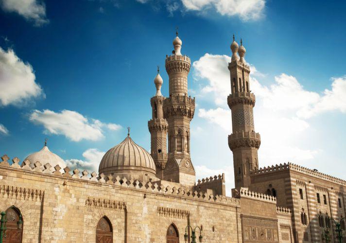 جامع الأزهر القاهرة