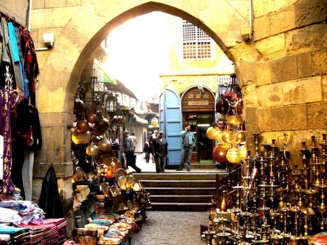 خان الخليلي القاهرة