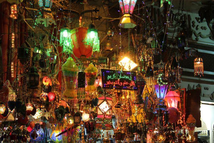خان الخليلي القاهرة في رمضان