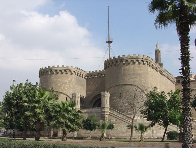 قلعة صلاح الدين الأيوبي القاهرة