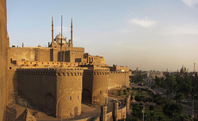 قلعة صلاح الدين الأيوبي مصر