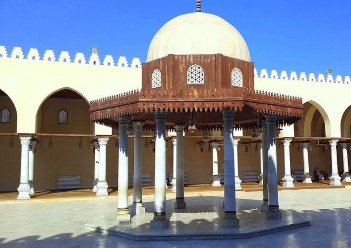 جامع عمرو بن العاص في دمياط