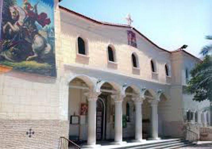 كنيسة مارجرجس في دمياط