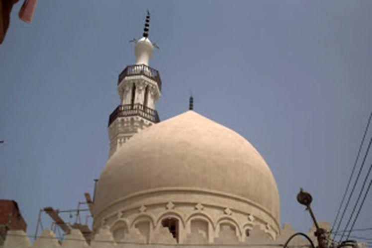 مسجد الحديدي بعد الترميم