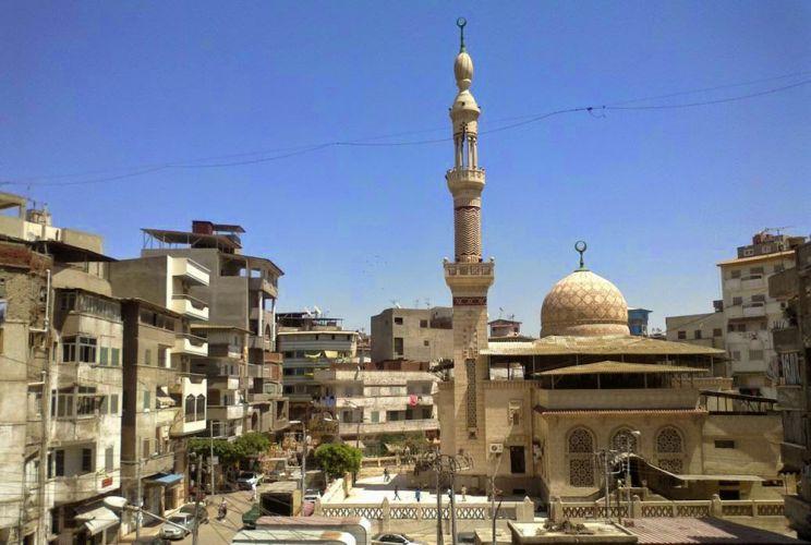 مسجد المتبولي
